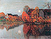 The Pond, October | Clarence Gagnon