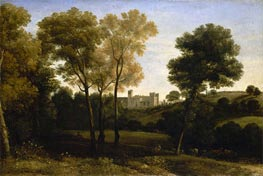 View of La Crescenza | Claude Lorrain | Painting Reproduction