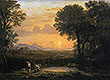 Landscape with Tobias and the Angel | Claude Lorrain