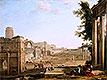 The Campo Vaccino, Rome | Claude Lorrain