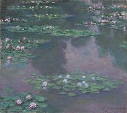 Wasserlilien I, 1905 von Monet | Gemälde-Reproduktion