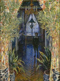 A Corner of the Apartment | Monet | veraltet