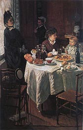 The Luncheon | Monet | veraltet