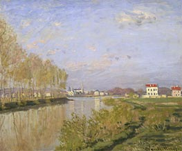 The Seine at Argenteuil | Monet | veraltet