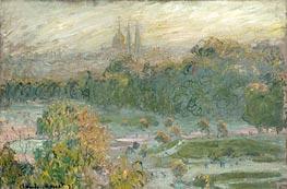The Tuileries, 1875 von Monet | Gemälde-Reproduktion