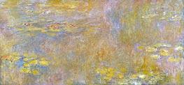 Water-Lilies, a.1907 von Monet   Gemälde-Reproduktion