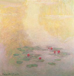 Nympheas (Water Lilies) | Monet | Painting Reproduction