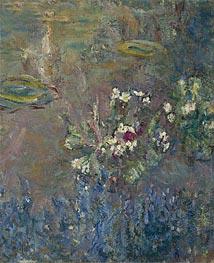 Water Lilies | Monet | Gemälde Reproduktion