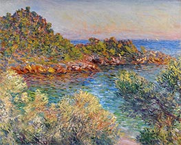 Near Monte Carlo | Monet | outdated