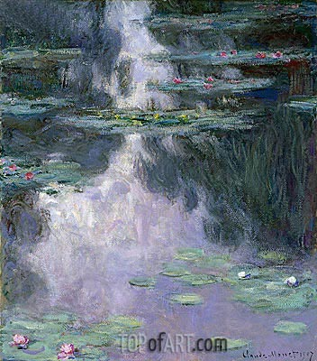 Monet | Water Lilies, 1907