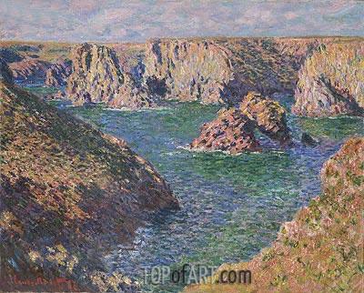 Monet | Port-Domois, Belle-Isle, 1887