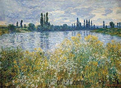 Monet | Banks of the Seine, Vetheuil, 1880