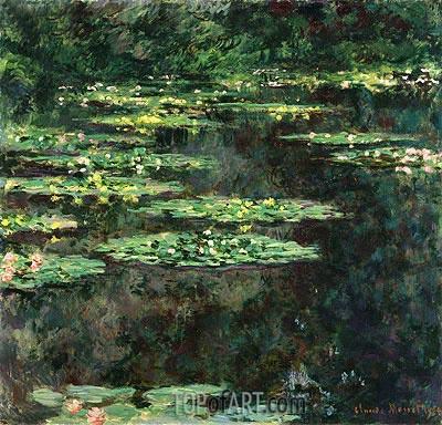 Monet | Water Lilies, 1904