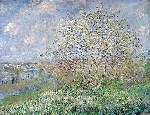Monet | Spring, 1882