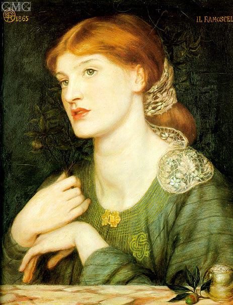 Rossetti | Il Ramoscello, 1865