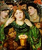 The Beloved (The Bride) | Dante Gabriel Rossetti