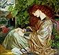 La Pia de' Tolomei | Dante Gabriel Rossetti