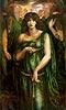 Astarte Syriaca (Syrian Astarte) | Dante Gabriel Rossetti