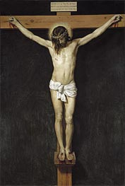 Christ on the Cross | Velazquez | outdated