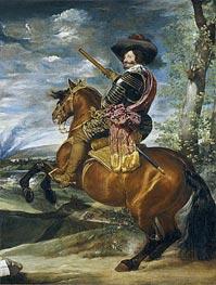Equestrian Portrait of Don Gaspar de Guzman Count-Duke of Olivares   Velazquez   outdated