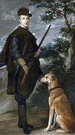Cardinal-Infante Fernando de Austria, c.1633 by Velazquez | Painting Reproduction