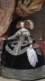 Maria de Austria | Velazquez | Painting Reproduction