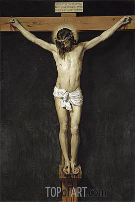 Velazquez | Christ on the Cross, c.1632