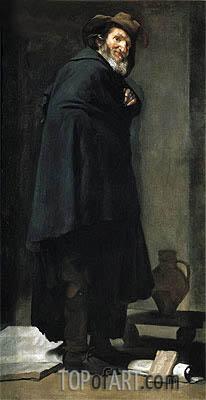 Velazquez | Menippus, c.1639/40