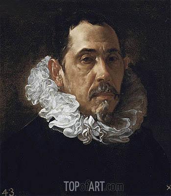 Velazquez | Francisco Pacheco, c.1619/22