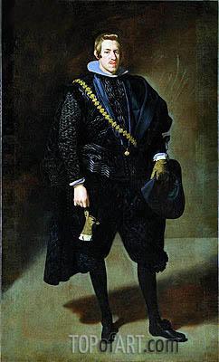 Velazquez | The Infante Carlos, c.1626/27
