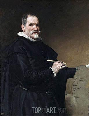 Velazquez | Juan Martinez Montanes, c.1635/36
