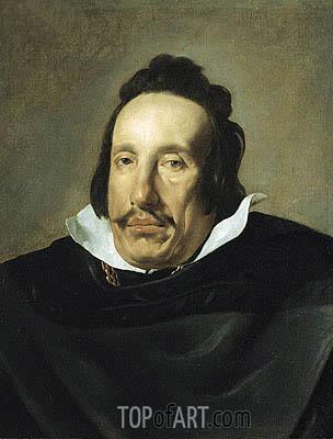 Velazquez | Don Juan de Fonseca, c.1623/30