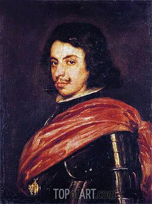Velazquez | Francesco I d'Este, Duke of Modena, 1638