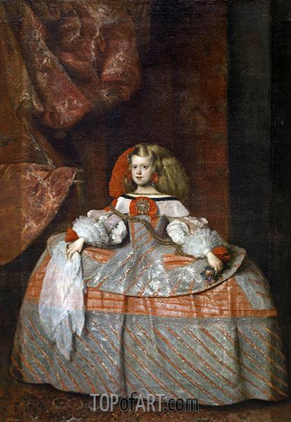 Velazquez | Die Infantin Margarita de Österreich, c.1665