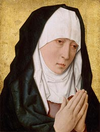 Mater Dolorosa, undated by Dieric Bouts the Elder | Painting Reproduction