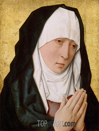 Mater Dolorosa, undated | Dieric Bouts the Elder | Painting Reproduction