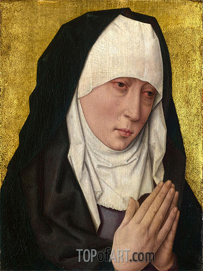 Mater Dolorosa, c.1470/75 | Dieric Bouts the Elder | Painting Reproduction