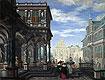 An Architectural Fantasy | Dirck van Delen