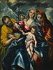 The Holy Family with Mary Magdalen | Domenikos Theotokopoulos El Greco
