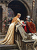 God Speed | Edmund Blair Leighton