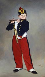The Fifer | Manet | veraltet