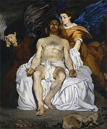 The Dead Christ and the Angels | Manet | veraltet