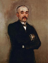 Portrait of Georges Clemenceau | Manet | veraltet