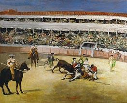 Bull Fight | Manet | Gemälde Reproduktion