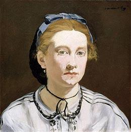 Victorine Meurent | Manet | Gemälde Reproduktion