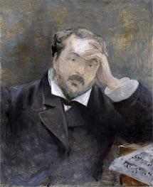 Emmanuel Chabrier | Manet | Gemälde Reproduktion