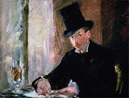 Chez Tortoni | Manet | Gemälde Reproduktion