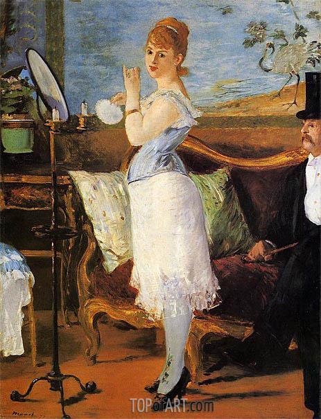 Manet | Nana, 1877