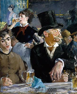 Manet | Cafe - Concert, c.1878/79