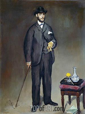 Manet | Theodore Duret, 1868